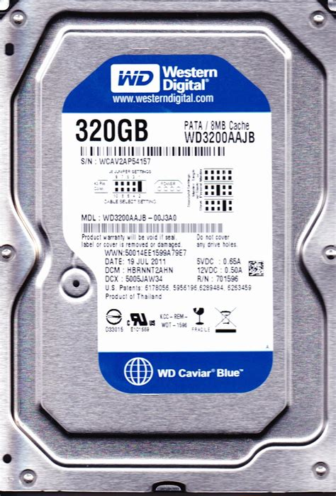 Hardisk 320gb Wd western digital 3 5 caviar blue 320 end 4 1 2018 12 00 am