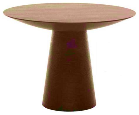 dania dining table dania small walnut dining table by nuevo hgem252