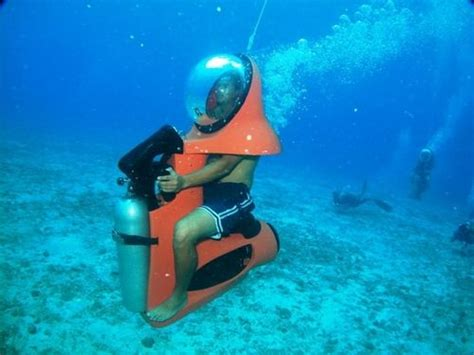 water scooter hawaii underwater scooter shore excursions cozumel cozumel