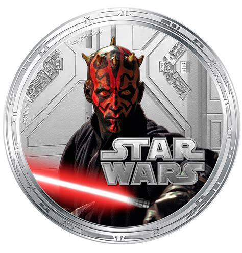 Coin Starwars second wave of tender wars coins swnz wars new zealand