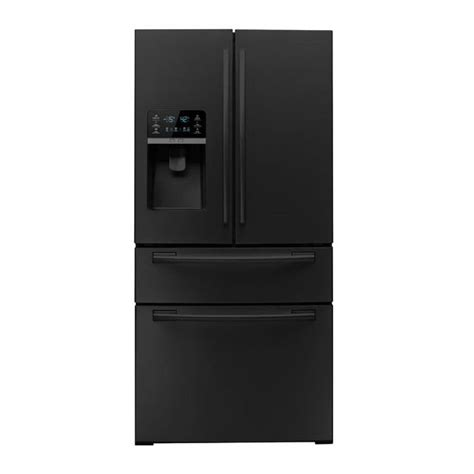 Samsung Flexzone Drawer by Samsung Rf4267habp 26 Cu Ft Door With Flexzone