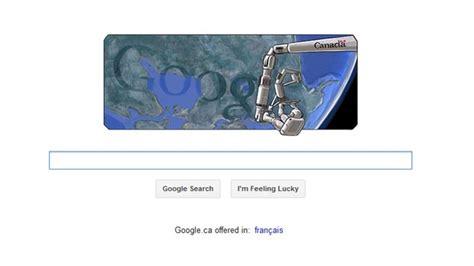 doodle mission doodle celebrates canadarm mission cp24