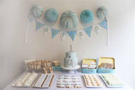 the house decorations for the babies first birthday party 24 first birthday party ideas themes for boys