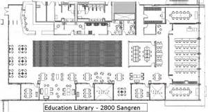 library floor plan building maps university libraries western michigan university