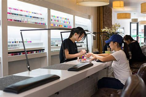 expert design nails hair spa the everything guide to brooklyn beauty the best salons