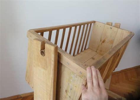 cradle  pallet wood recyclart