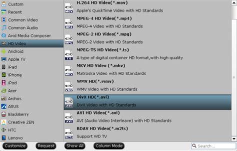 avi file audio format how to convert p2 mxf files to avi format