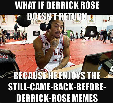 Drose Memes - derrick rose loves his memes daily snark