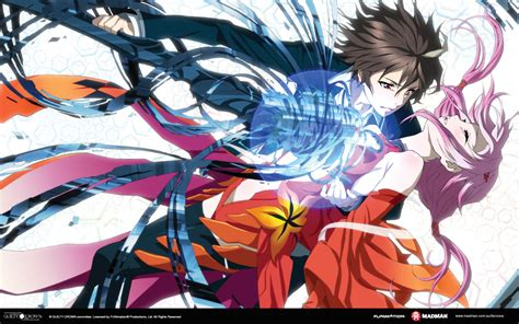 wallpaper anime guilty crown guilty crown wallpapers madman entertainment