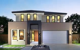 Modern Two Story House Double Story Modern House Designs Images