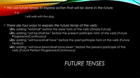 the pattern of simple future tense future tense verbs grade 2 new york state elementary