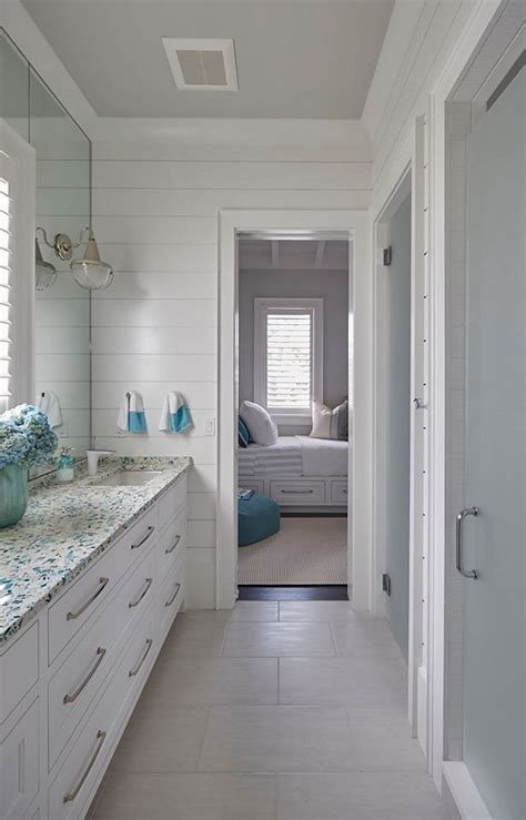 Walls With Shiplap Florida House With New Coastal Design Ideas Home