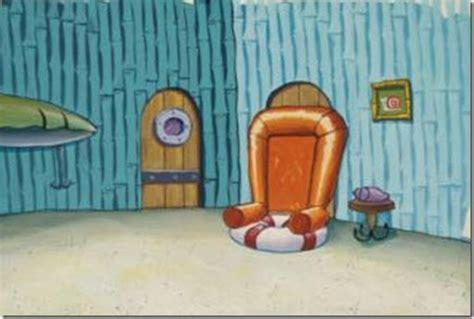 spongebobs house gallery inside of spongebobs house