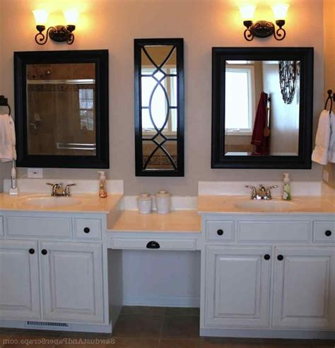 cabinet that sits on top of vanity vanity white cabinets and seat intended for wonderful