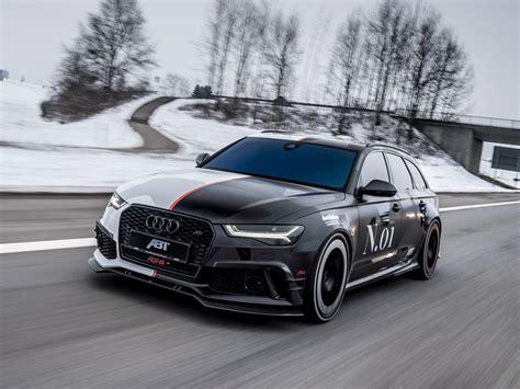 Audi Rs6 Plus by Audi Rs6 Plus By Abt 2018 De 735 Chevaux Pour