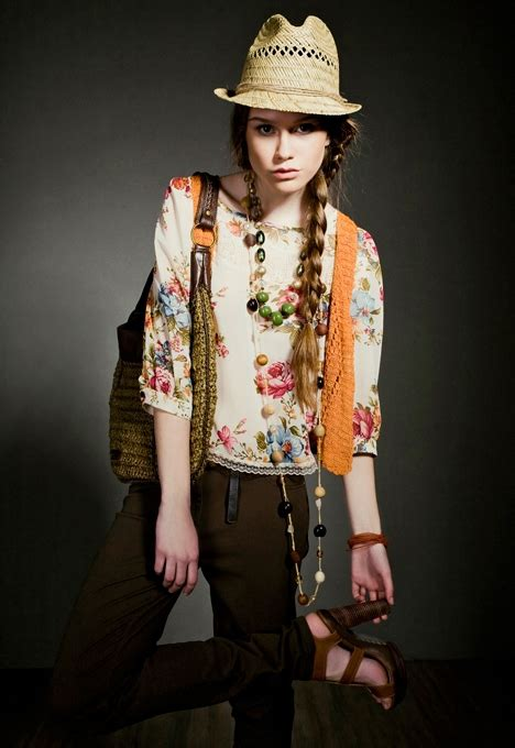 bohemian style fashion vogue beauty glamour chic fashion lesson