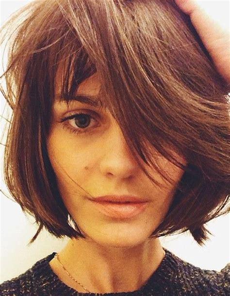 coupe de cheveux carr 233 d 233 grad 233 automne hiver 2016 le