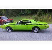 1973 Dodge Charger For Sale  ClassicCarscom CC 907998