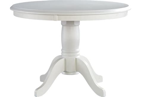 brynwood white round table dining tables colors