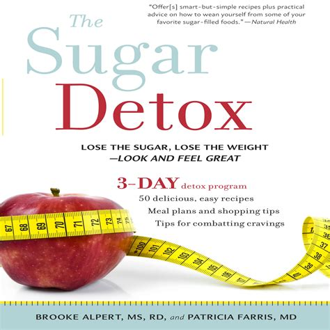 The Sugar Detox Alpert Reviews by The Sugar Detox Audiobook Listen Instantly