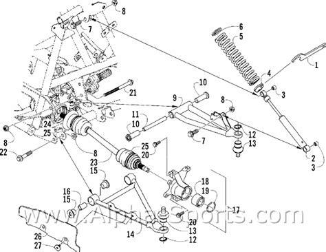 arctic cat parts alpha sports arctic cat wiring diagram wiring diagram html autos weblog