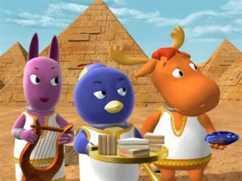 Backyardigans Key To The Nile Song The Key To The Nile