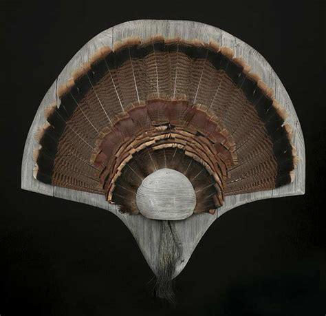 turkey fan mount kit wild turkey mount displays