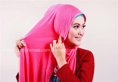 tutorial jilbab vidio hijab tutorial cara memakai jilbab pashmina pic video