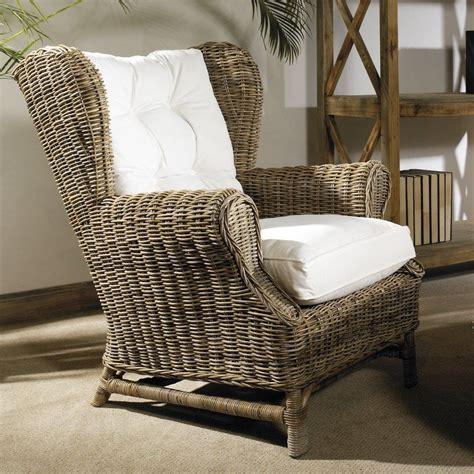 kubu wingback chair comfy chairs rattan chair furniture