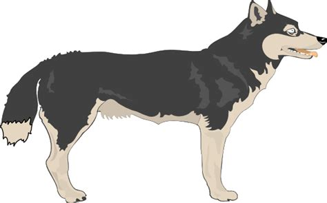Wolves Clipart wolf 7 clip at clker vector clip