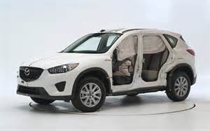 2013 mazda cx 5 safety review and crash test ratings the