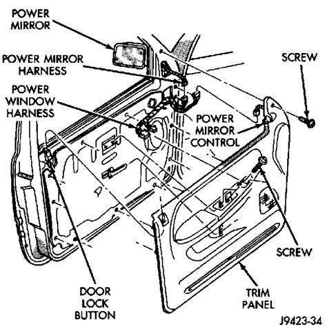 how do i remove power door lock switch from a 2007 bentley azure how to remove door panel on 1996 ram dodge truck with