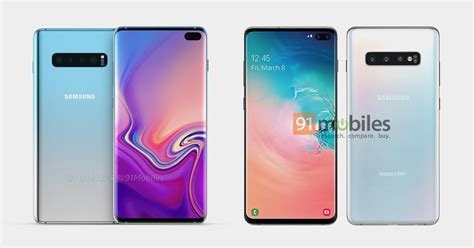 Samsung Galaxy S10 Plus 91mobiles by Exclusive Samsung Galaxy S10 Series To Launch In India On March 6th Prices To Start From Rs