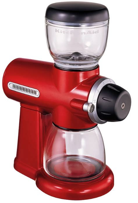 kitchenaid artisan burr grinders review compare