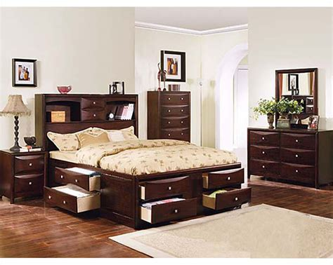 acme furniture bedroom acme furniture bedroom set in espresso ac04090tset