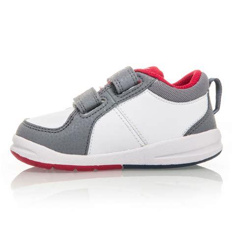 toddler boys sneakers nike pico 4 tdv toddler boys shoes white grey