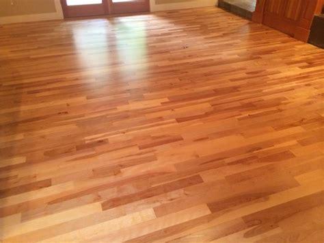 American Cherry Wood Flooring Floor Crafters Boulder