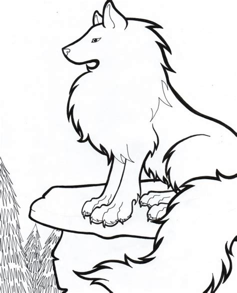 arctic wolf drawing clipart best 120126 arctic wolf