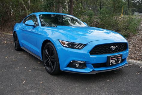 2017 ford mustang ecoboost review 1 the wheel