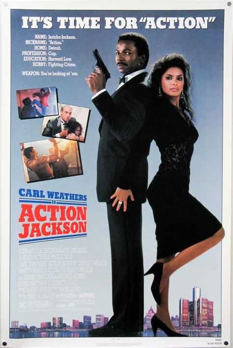 film action usa action jackson one sheet usa