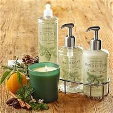 Rainforest Dishwash Soap williams sonoma essential oils dish soap soap lotion set with wire caddy winter forest