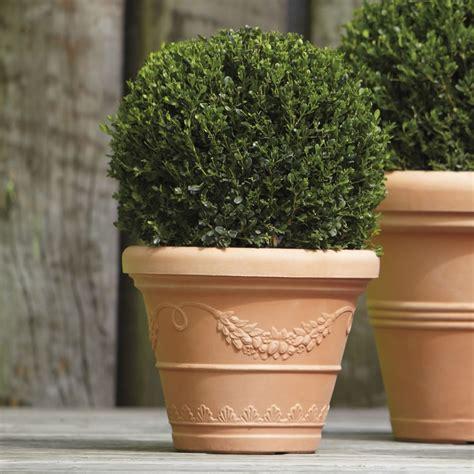 vasi da giardino grandi dimensioni vaso festonato classico in resina doppiobordo nicoli