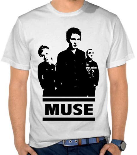 Kaos Distro New Muse 2 Jual Kaos Muse Silhouette 2 Muse Satubaju