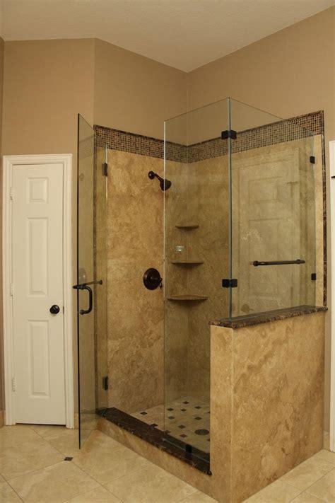 groutless bathroom naturalstone forzastone bathroom shower remodel