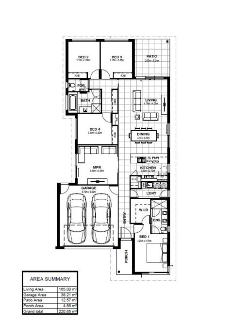 westfield garden city floor plan affordable house and land package in rochedale force one