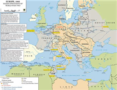 world map 1945 map of wwii major operations 1939 1945 ww ii