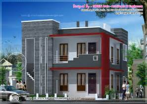 3 Bedroom Duplex House Design Plans India by Villa 2000 Sq Ft Jpg 1086 215 768 Residence Elevations