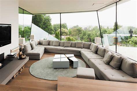 moderne skulpturen wohnzimmer