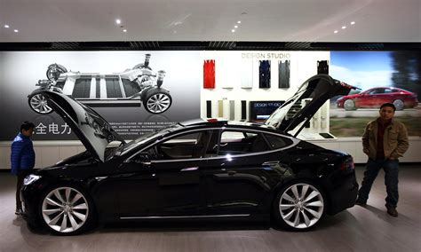 Tesla Range Anxiety Tesla Reboots In China As Range Anxiety Customs Crimp Sales