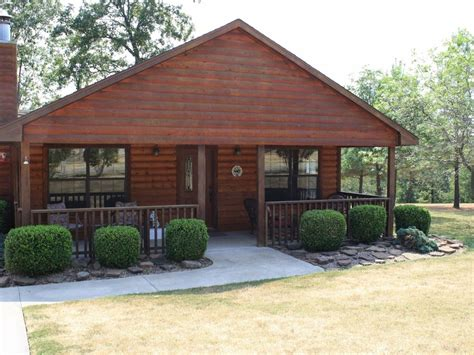 Cabins At Lake Tenkiller by Tenkiller Lake Vacation Rental Vrbo 556972 2 Br Ok